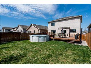 Photo 20: 181 Wayfield Drive in Winnipeg: Richmond West Residential for sale (1S)  : MLS®# 1710937