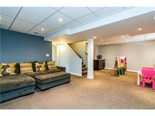 Photo 14: 181 Wayfield Drive in Winnipeg: Richmond West Residential for sale (1S)  : MLS®# 1710937