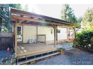 Photo 16: C3 920 Whittaker Road in MALAHAT: ML Shawnigan Lake Manu Single-Wide for sale (Malahat & Area)  : MLS®# 377639