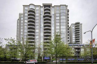 """Photo 1: 502 8460 GRANVILLE Avenue in Richmond: Brighouse South Condo for sale in """"CORONADO AT THE PALMS"""" : MLS®# R2165650"""