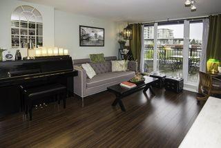 """Photo 3: 502 8460 GRANVILLE Avenue in Richmond: Brighouse South Condo for sale in """"CORONADO AT THE PALMS"""" : MLS®# R2165650"""