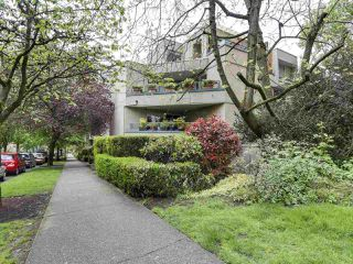 Photo 1: 408 1345 COMOX Street in Vancouver: West End VW Condo for sale (Vancouver West)  : MLS®# R2168839