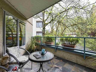 Photo 7: 408 1345 COMOX Street in Vancouver: West End VW Condo for sale (Vancouver West)  : MLS®# R2168839