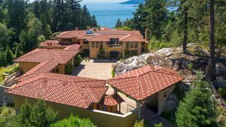 Photo 20: 5050 HAPPY VALLEY Lane in West Vancouver: Caulfeild House for sale : MLS®# R2178280