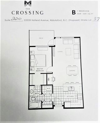 """Photo 17: 220 33539 HOLLAND Avenue in Abbotsford: Central Abbotsford Condo for sale in """"THE CROSSING - LUXURY APARTMENT"""" : MLS®# R2196035"""