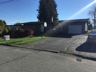 Photo 1: 32656 PANDORA Avenue in Abbotsford: Abbotsford West House for sale : MLS®# R2205969