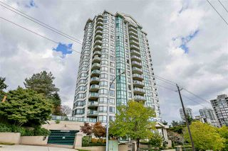 """Main Photo: 806 121 TENTH Street in New Westminster: Uptown NW Condo for sale in """"VISTA ROYALE"""" : MLS®# R2217582"""
