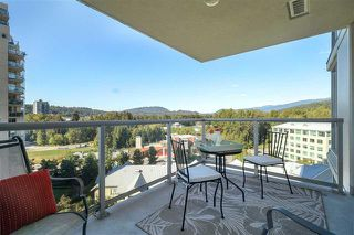 Photo 8: 901-235 Guildford Way in Port Moody: Condo for sale : MLS®# R2211651