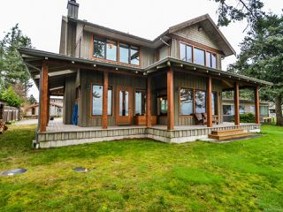 Photo 1: 3777 S ISLAND S Highway in CAMPBELL RIVER: CR Campbell River South House for sale (Campbell River)  : MLS®# 775066