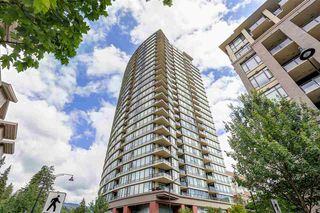 "Photo 1: 2209 110 BREW Street in Port Moody: Port Moody Centre Condo for sale in ""ARIA 1"" : MLS®# R2228245"
