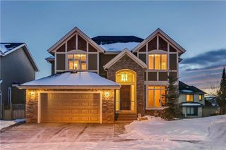 Main Photo: 64 WESTPARK Court SW in Calgary: West Springs House for sale : MLS®# C4162236