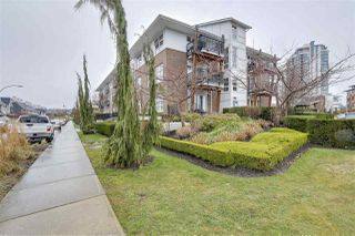 "Photo 1: 306 215 BROOKES Street in New Westminster: Queensborough Condo for sale in ""DUO AT PORT ROYAL"" : MLS®# R2243127"