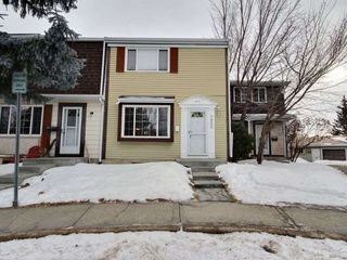 Main Photo: 7955 178 Street in Edmonton: Zone 20 Townhouse for sale : MLS®# E4101836
