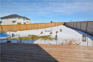 Photo 20: 99 Dragonfly Court in Winnipeg: Sage Creek Residential for sale (2K)  : MLS®# 1806518