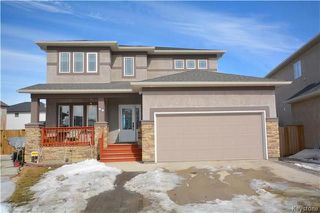 Photo 1: 99 Dragonfly Court in Winnipeg: Sage Creek Residential for sale (2K)  : MLS®# 1806518