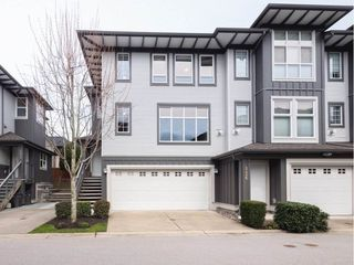 "Photo 2: 125 18777 68A Avenue in Surrey: Clayton Townhouse for sale in ""COMPASS"" (Cloverdale)  : MLS®# R2254690"