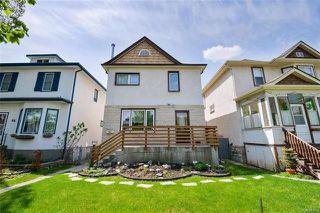 Photo 1: 42 Cobourg Avenue in Winnipeg: Residential for sale (3C)  : MLS®# 1813354