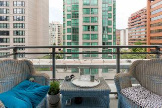 "Photo 14: 801 1205 HOWE Street in Vancouver: Downtown VW Condo for sale in ""ALTO"" (Vancouver West)  : MLS®# R2270805"