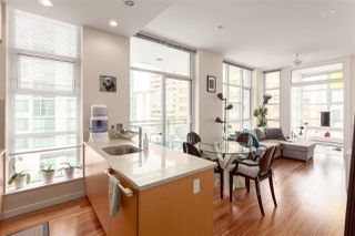 "Photo 1: 801 1205 HOWE Street in Vancouver: Downtown VW Condo for sale in ""ALTO"" (Vancouver West)  : MLS®# R2270805"