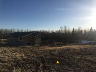 Main Photo: 40 1319 TWP RD 510 Road: Rural Parkland County Rural Land/Vacant Lot for sale : MLS®# E4112586