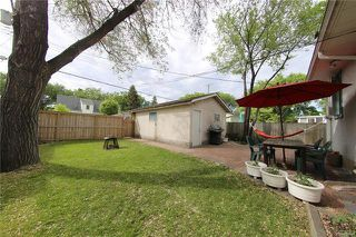 Photo 18: 1166 Warsaw Avenue in Winnipeg: Residential for sale (1Bw)  : MLS®# 1815266