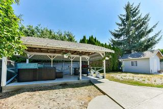 Photo 18: 2482 GROSVENOR Place in Abbotsford: Central Abbotsford House for sale : MLS®# R2292549