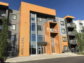 Main Photo: 304 507 ALBANY Way in Edmonton: Zone 27 Condo for sale : MLS®# E4128314