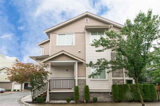 """Photo 1: 48 15399 GUILDFORD Drive in Surrey: Guildford Townhouse for sale in """"Guildford Greens"""" (North Surrey)  : MLS®# R2305149"""