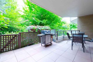 "Photo 14: 101 6152 KATHLEEN Avenue in Burnaby: Metrotown Condo for sale in ""THE EMBASSY"" (Burnaby South)  : MLS®# R2308407"