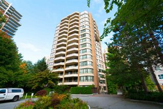 "Photo 2: 101 6152 KATHLEEN Avenue in Burnaby: Metrotown Condo for sale in ""THE EMBASSY"" (Burnaby South)  : MLS®# R2308407"