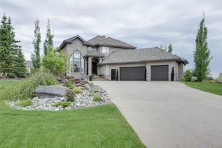 Photo 1: 58 RIVERSTONE Close: Rural Sturgeon County House for sale : MLS®# E4135569