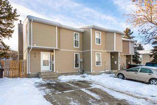 Main Photo: 576 SADDLEBACK Road in Edmonton: Zone 16 Townhouse for sale : MLS®# E4138017