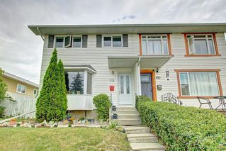 Photo 2: 1112 NINGA Road NW in Calgary: North Haven Semi Detached for sale : MLS®# C4222139