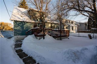 Photo 4: 242 Duffield Street in Winnipeg: Deer Lodge Residential for sale (5E)  : MLS®# 1903312