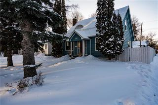 Photo 1: 242 Duffield Street in Winnipeg: Deer Lodge Residential for sale (5E)  : MLS®# 1903312