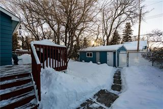 Photo 5: 242 Duffield Street in Winnipeg: Deer Lodge Residential for sale (5E)  : MLS®# 1903312