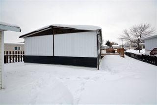 Photo 29: 65 Ridgeway Drive in Edmonton: Zone 42 Mobile for sale : MLS®# E4144122