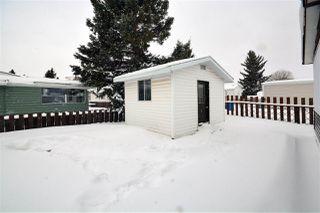 Photo 30: 65 Ridgeway Drive in Edmonton: Zone 42 Mobile for sale : MLS®# E4144122