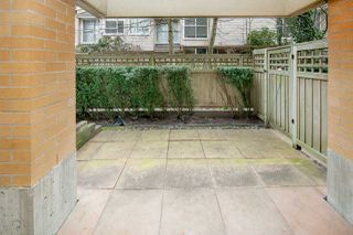 """Photo 18: 114 5725 AGRONOMY Road in Vancouver: University VW Condo for sale in """"GLENLLOYD PARK"""" (Vancouver West)  : MLS®# R2343269"""