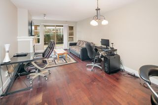 """Photo 4: 114 5725 AGRONOMY Road in Vancouver: University VW Condo for sale in """"GLENLLOYD PARK"""" (Vancouver West)  : MLS®# R2343269"""
