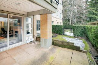 """Photo 19: 114 5725 AGRONOMY Road in Vancouver: University VW Condo for sale in """"GLENLLOYD PARK"""" (Vancouver West)  : MLS®# R2343269"""