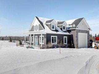 Photo 1: 0 2302 PARKLAND Drive: Rural Parkland County House for sale : MLS®# E4146624