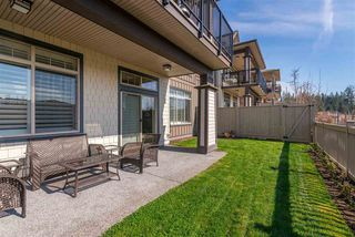 "Photo 17: 123 3458 BURKE VILLAGE Promenade in Coquitlam: Burke Mountain Townhouse for sale in ""SECRET RIDGE"" : MLS®# R2352987"