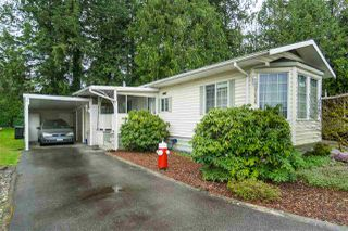 """Main Photo: 76 19626 PINYON Lane in Pitt Meadows: Central Meadows Manufactured Home for sale in """"Meadow Highlands"""" : MLS®# R2356376"""