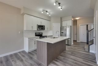 Photo 4: 8565 CUSHING Place in Edmonton: Zone 55 House Half Duplex for sale : MLS®# E4151853