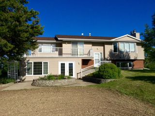Main Photo: 149 472084 Rge Rd 241: Rural Wetaskiwin County House for sale : MLS®# E4151896