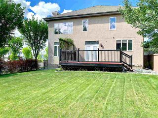 Photo 28: 580 HODGSON Road in Edmonton: Zone 14 House for sale : MLS®# E4154265