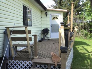 Photo 19: 2522 Sloping Pines Rd in SAANICHTON: CS Hawthorne Manufactured Home for sale (Central Saanich)  : MLS®# 813216