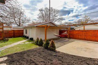 Photo 19: 827 Waterloo Street in Winnipeg: River Heights Residential for sale (1D)  : MLS®# 1911438