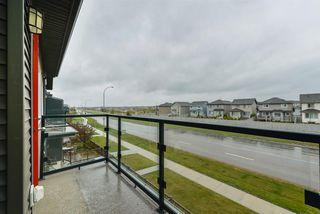 Photo 22: 61 7503 GETTY Gate in Edmonton: Zone 58 Townhouse for sale : MLS®# E4157159